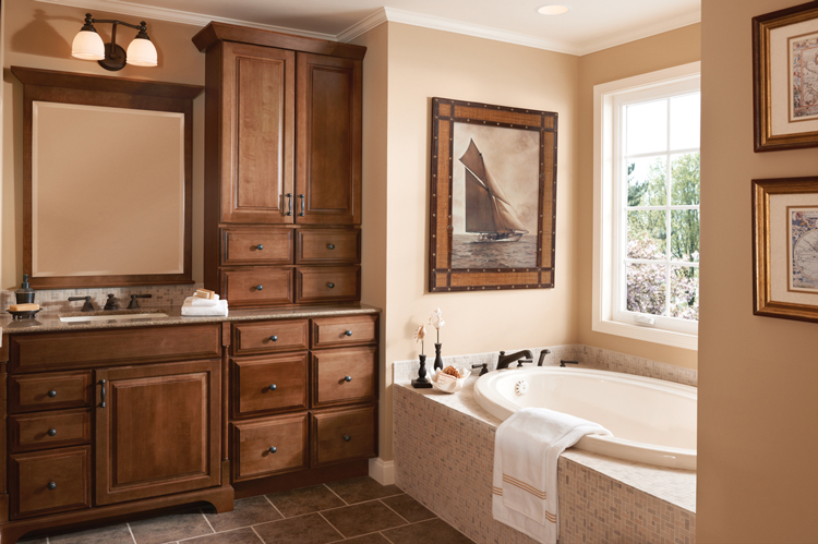 Kraftmaid Bath Cabinet Gallery Kitchen Cabinets Conyers Ga